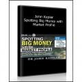 John Keppler – Spotting Big Money with Market Profile