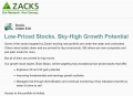 Zacks Stocks Under $10