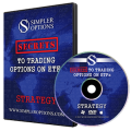 Simpler Options - Secrets To Trading Options On ETFs (1 DVD Strategy 3 DVD 3 Days Live Training)